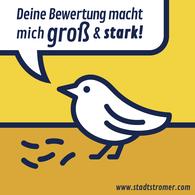 Unterstützung für die Wildvogelhilfe Leipzig