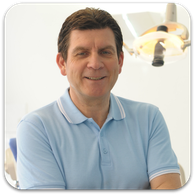Dr. med. dent. Thomas Bugger, Fachzahnarzt für Kieferorthopädie in Völklingen (© Oliver Misof -Fotodesign Misof)