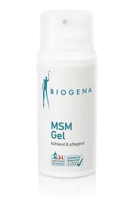 MSM Gel von Biogena