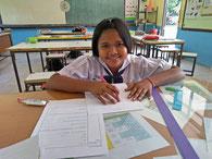 ゴイさん(11歳)バーンノーントーング学校