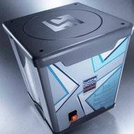 Sistem Air Serie  Sistem Cube Zentralstaubsauger