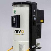 Sistem Air Serie  Revo Job Zentralstaubsauger