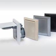 Sistem Air Einbaudosen  und Saugsteckdosen