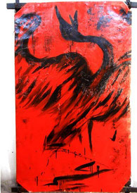 huile sur toile 130/80 cm 2012