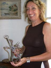 Patricia Amiel, Ph. M.A.