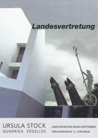 Quadriga zügellos, Berlin, 2000