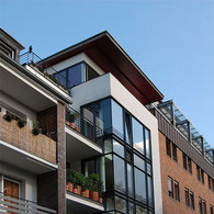 Verkauf Penthouse Südstadt