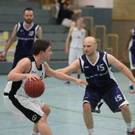 Auch zwei Spiele in Folge können die 2. Herren nicht stoppen. Foto: Jürgen Schinke