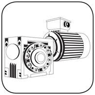 B3 Schneckengetriebe Icon Anfrage nach E Motor