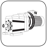 B3 Stirnradgetriebe Icon Anfrage nach E Motor