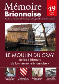 revue N°40 mémoire brionnaise