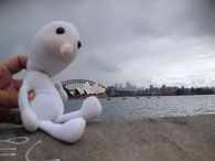 Gnome at Sydney