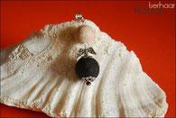 Schmuck aus Hundehaaren Tibet Terrier
