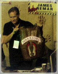 James Remar at Weekend of Hell