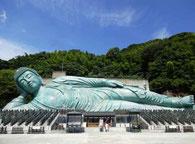 釈迦涅槃像(南蔵院)