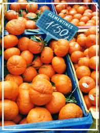Clementinen vom Markt ©www.balanceYou.ch