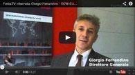 Intervista a Giorgio Ferrandino - Direttore Generale SEW-EURODRIVE Italia