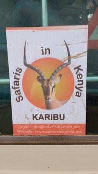 Karibu Safaris, Kenya. Dante Harker