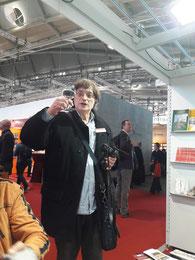 Bernd Dochnahl auf der Frankfurter Buchmesse 2017