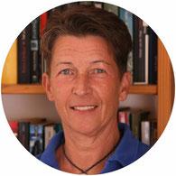 Aufräumexpertin Rita Schilke