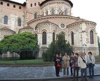 Ingrid Sparbier, visite guidée de Toulouse