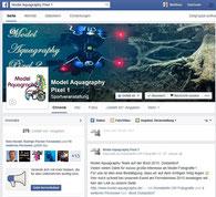 Model Aquagraphy bei fb