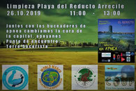 COUP , Beachcleanup, Famara Limpia , Lanzarote, Caleta de Caballo, Surf, Beach, Sun , Fun