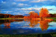 Herbststimmung in Soufflenheim