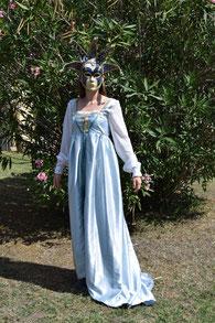 "My ""Lucrezia Borgia"" Italian Renaissance Gown, 15th century, © Nina Möller"