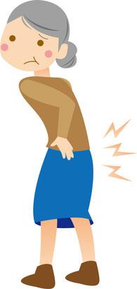 腰椎分離症・すべり症