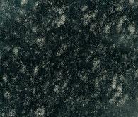 Hessischer Olivin Diabas-grün-schwarz poliert