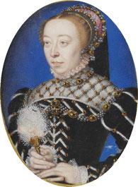 Catherine de Médicis, reine France de 1547 à 1559
