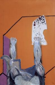 Maria Cornelia Schneider-Marfels: Subjektive Sphinx nach Francis Bacon