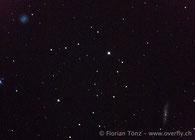Eulennebel Messier 97 & Spiralgalaxie Messier 108