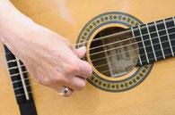 クラシックギター 岐阜 上原ギター