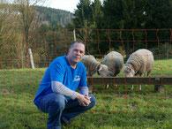 Dietmar Birkhahn, Wolfsbotschafter des NABU - Oberberg
