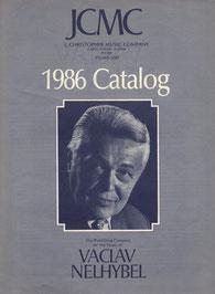 JCMC1986年カタログの表紙