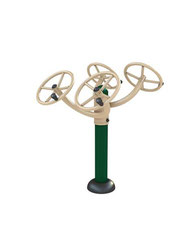 Ejercitador Tai Chi Para Codos Y Muñecas  GYM 024, al aire libre, parques , exterior uso rudo