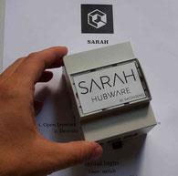 Sahra Hubware Mini Server für Smarthome  Solar Energie Digital Bildquelle Patrick Berchtold www.hubware.house