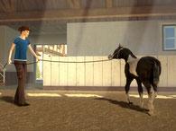 Screenshot Mein Gestüt 3D – Ein Leben für die Pferde
