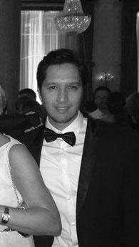Marc Bürgin, Geschäftsführer, 36 Jahre alt, verheiratet und 2 wundervolle Kinder