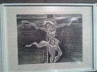XII Estación, Jesús muere en la Cruz