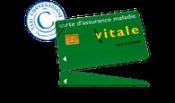 L'entreprise est conventionnée et télétransmet avec toutes les caisses d'assurance maladie