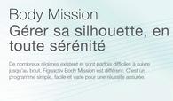 suivi hebdomadaire personnalisé et un coaching en ligne avec Body Mission