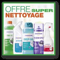 Offre Super Nettoyage 1 Try-it Offert