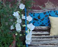 Gartenzeit, wir leben jetzt draußen, Zeit im Freien und Garten verbringen, Kraftquelle
