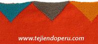 Tutorial: tejiendo con dos colores de lana en punto jersey