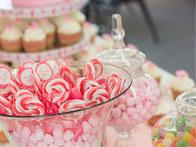 Candy Bar, Süßigkeiten, Hochzeit