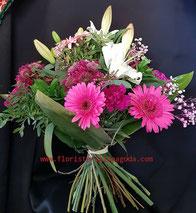 Lindo ramo mediano de flores variadas. Ref R2