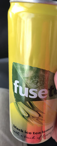 Fusetea Dose  die ich für einen Geschmackstest gekauft habe
